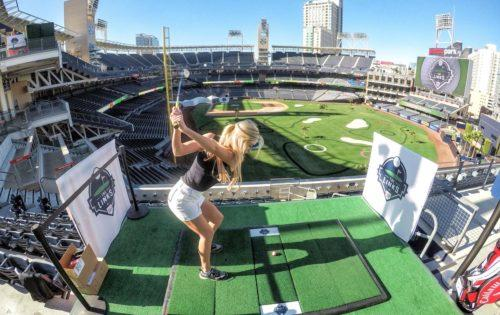 Hot spots: Freaky Golf-Courses