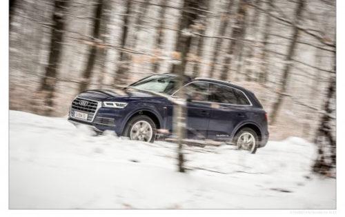 Audi Q5: Besser fährt immer