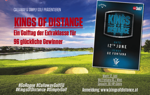 Kings of Distance! Sei dabei – 12. Juni, Fontana GC