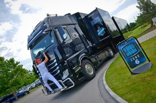 Kings of Distance - Inside the Tour Truck