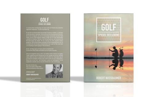 """Buchvorstellung: """"Golf – Spiegel des Lebens"""" im GC Seefeld-Wildmoos"""
