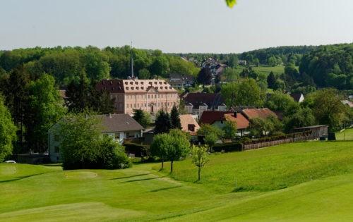 Schloss Reichmannsdorf: Golfen für Anfänger und Fortgeschrittene