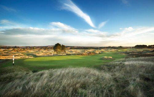 Schottlands aufregendste Golfdestination