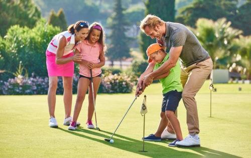 Die neue Golfakademie im Martinhal Cascais: Abschlag für die ganze Familie