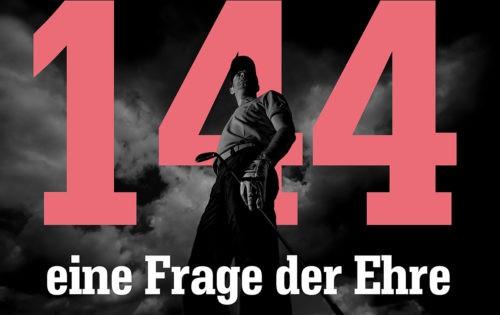 144 – eine Frage der Ehre kommt nach Kärnten