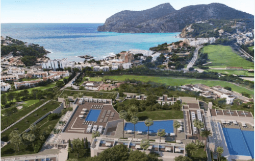 Neueröffnung auf Mallorca: Zafiro Palace Andratx