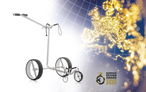 """JuCad: Der """"Ghost manuell"""" siegte beim German Design Award"""