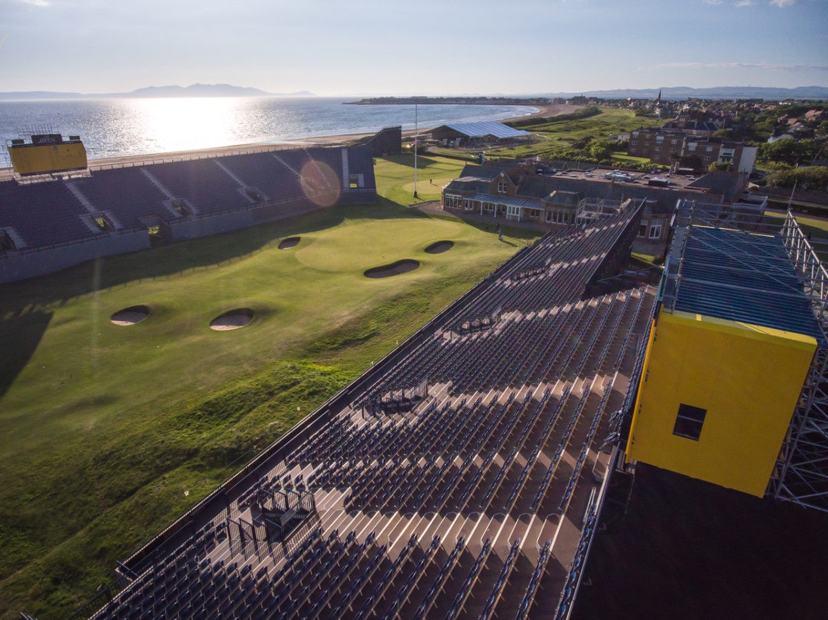 The Open 2023 kommt nach Troon