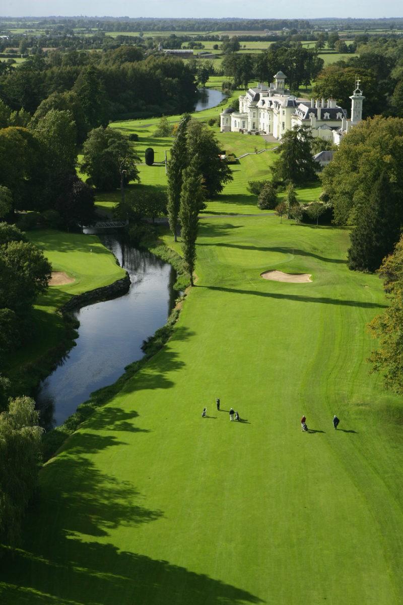 K-Club: Gewinnen Sie eine Reise in das irische Top-Resort bei Dublin