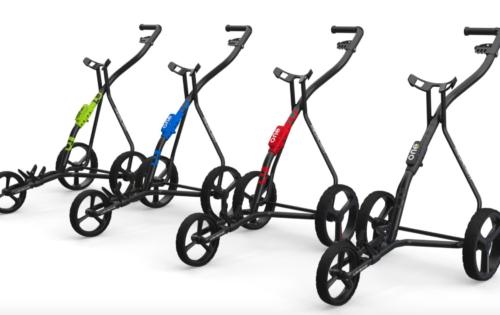 Wishbone ONE – Der leichteste Push-Trolley seiner Klasse