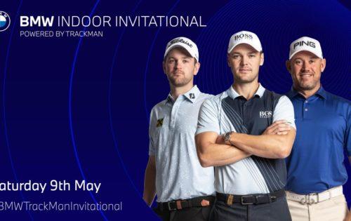 BMW Indoor Invitational: Wiesberger, Kaymer & Co im virtuellen Duell