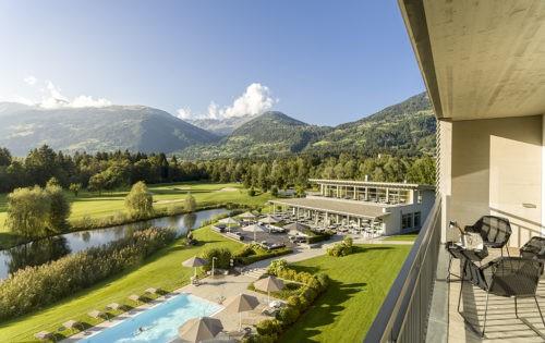 Dolomitengolf Resort in Lienz, Osttirol, öffnet am 29. Mai