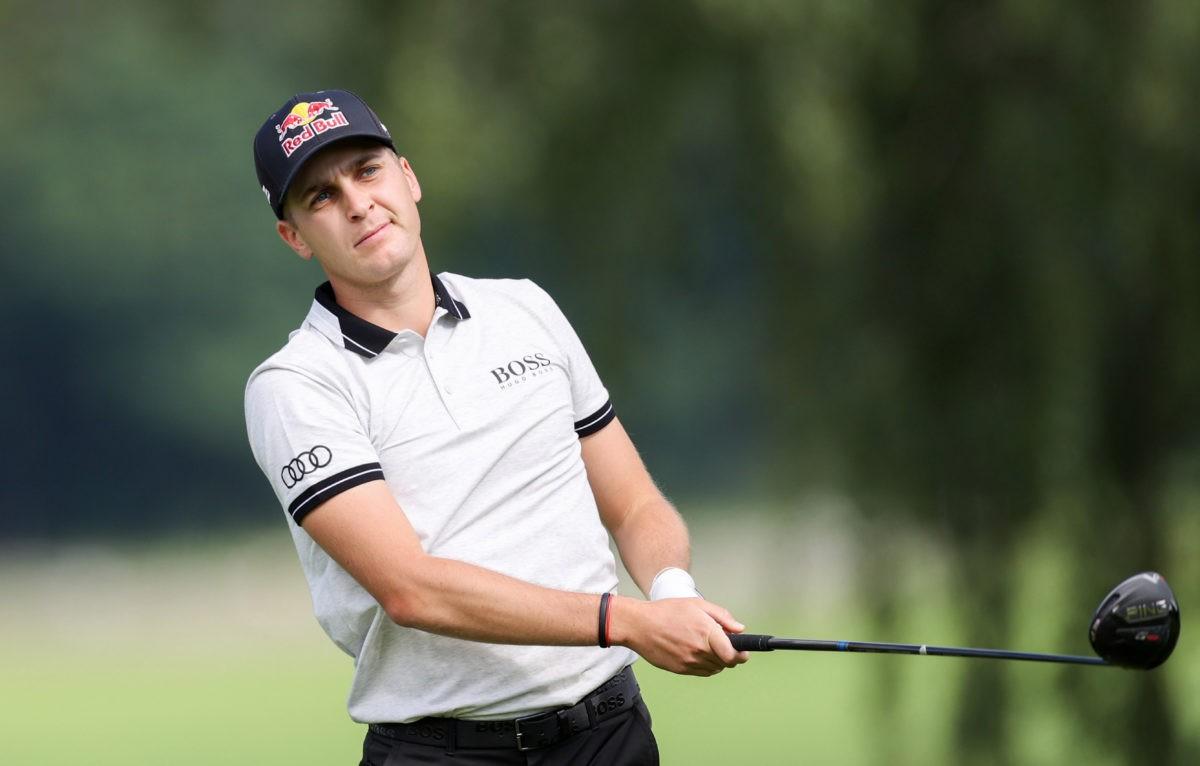 Schwab: Knapp am ersten PGA-Erfolg vorbeigeschrammt.