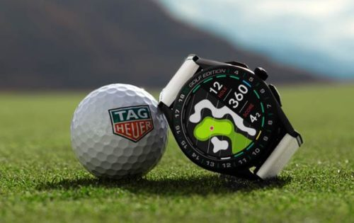 TAG HEUER Sonderedition Golf