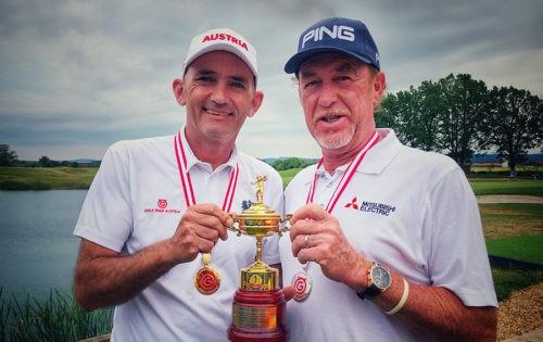 Austrian Open: Jimenez der Star in Atzenbrugg
