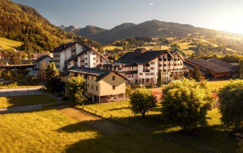 Sporthotel Royer: Juli-Specials & Gewinnspiel