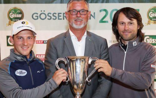 Gösser Open: Eröffnung mit den Par-3-Meisterschaften in Andritz