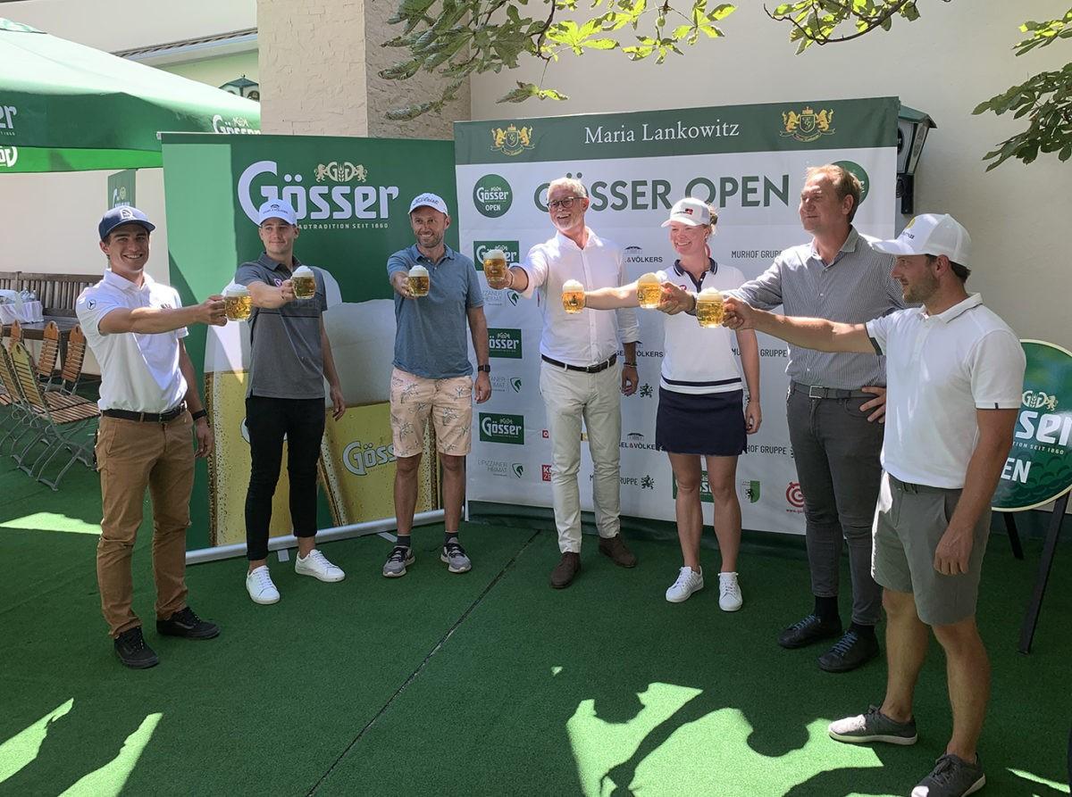 Gösser Open: Ladies fore!