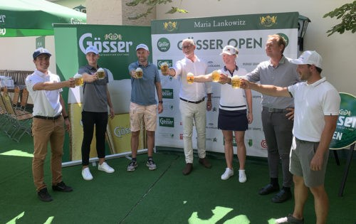 Gösser Open: Ladies fore!