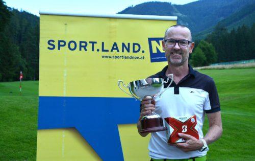 Media Golf Austria: Manfred Rath holt sich MGA-Matchplay-Krone
