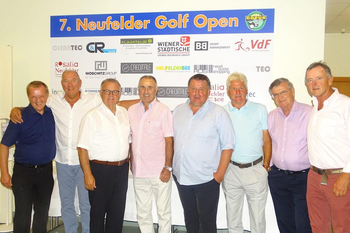 Gofus: 7. Neufeld Open im GC Donnerskirchen