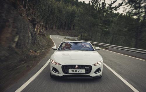 Jaguar F-Type: Out of Losenheim