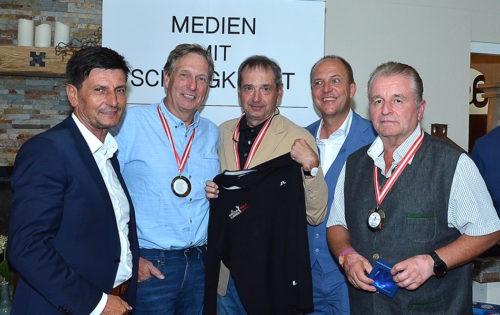 """Mediagolf Austria: """"Traditionelle"""" Saisoneröffnung nachgeholt"""