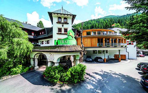 Hotel Trattlerhof: Genussgolfer im Glück