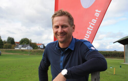 Christoph Pfau PGA of Austria Masters Champion 2020