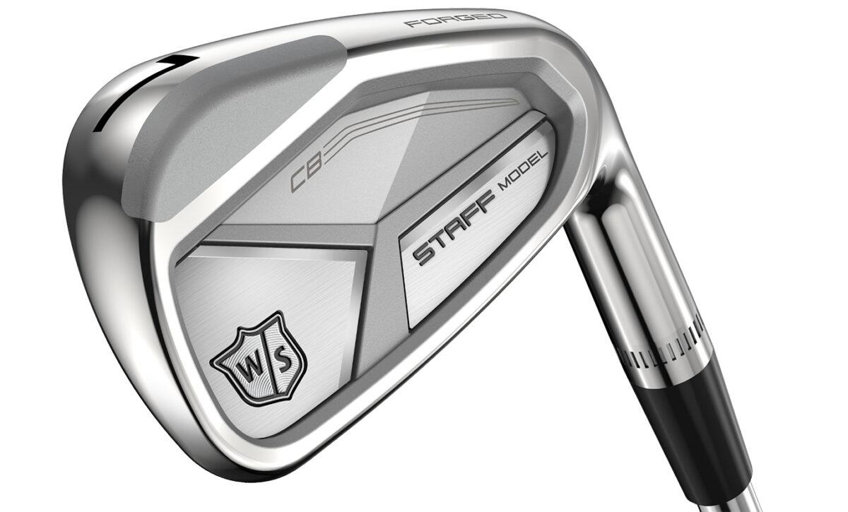 Wilson Golf: Neue CB-Staff-Serie