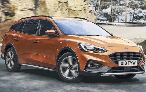 Ford Focus: Ein Hauch von SUV