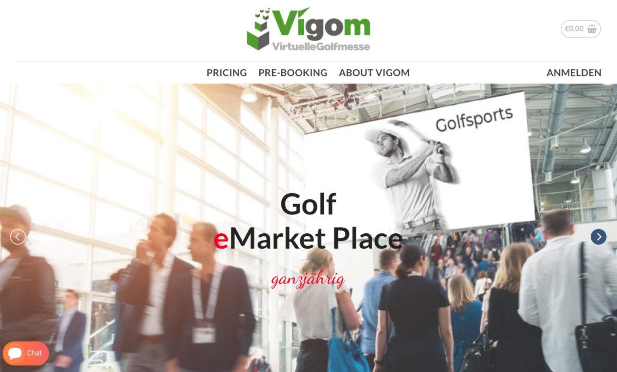 Voll im Trend: VIGOM – die erste virtuelle Golfmesse im DACH-Raum
