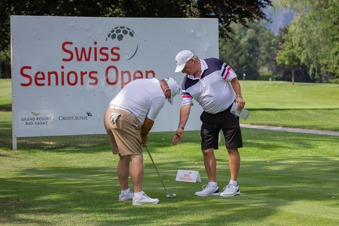 Swiss Seniors Open: Jubiläum im Juli