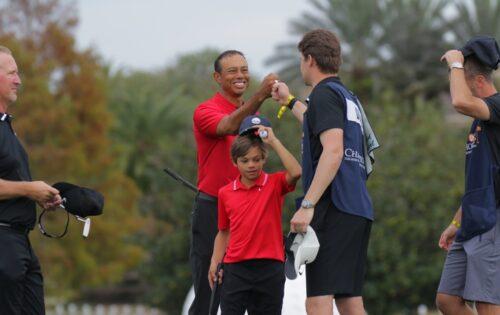 Schwerer Autounfall von Tiger Woods
