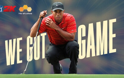 Woods: Exklusivertrag mit PGA Tour 2K