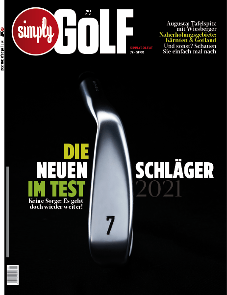 Simplygolf Cover 01/21
