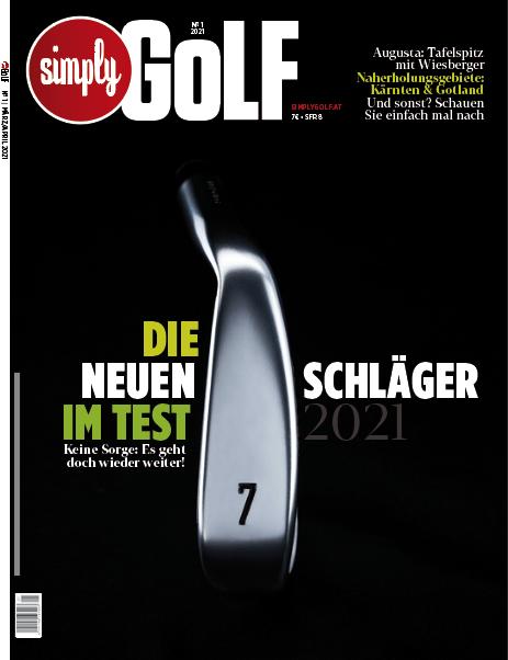 Aktuelle Ausgabe # 01/21