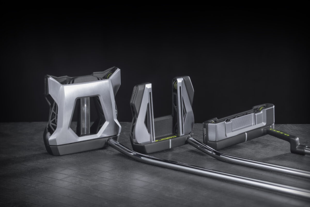 Neue KING Putter aus dem 3D Drucker von COBRA