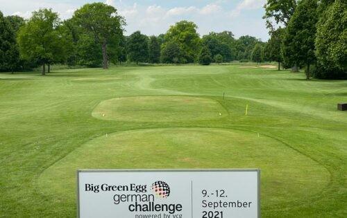 Big Green Egg wird Titel-Partner der German Challenge
