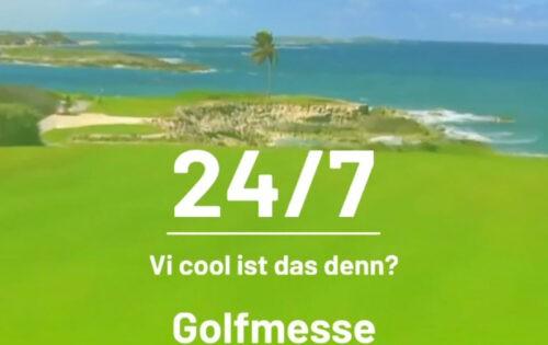 VIGOM – diese Golf-Messe hat immer geöffnet