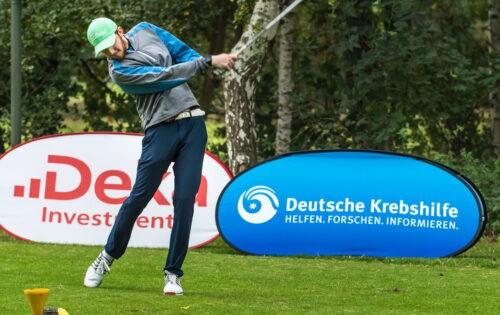 40 Jahre Golf-Wettspiele zugunsten der Deutschen Krebshilfe