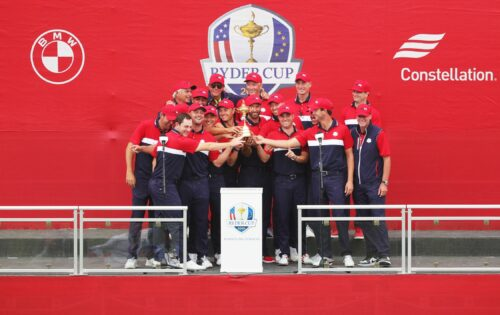 Team USA gewinnt den 43. Ryder Cup
