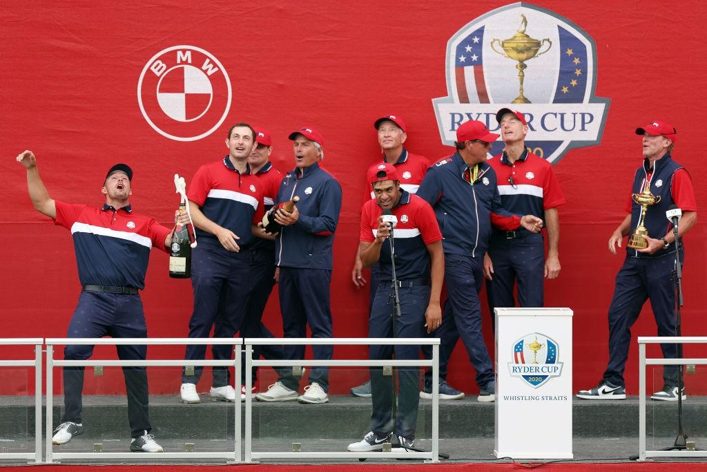 Kommentar: Ryder Cup: 19 : 9, oder die Klatsche von Kohler